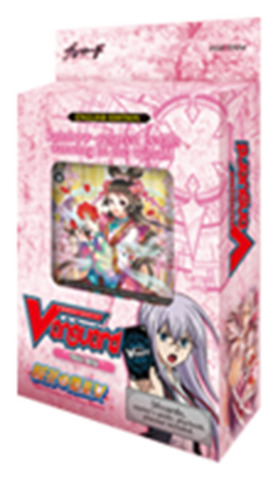 CFV-TD04 Maiden Princess of the Cherry Blossoms (English) Cardfight Vanguard Trial Deck