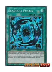 Shaddoll Fusion - SDSH-EN049 - Super Rare - 1st Edition