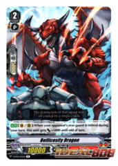 Bellicosity Dragon - V-BT01/035EN - R