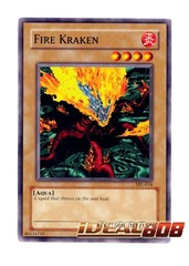 Fire Kraken - SRL-EN014 - Common - Unlimited Edition