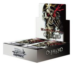 Overlord | オーバーロード (Japanese) Weiss Schwarz Booster Box * ETA Feb.15, 2019