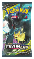 SM Sun & Moon - Team Up (SM09) Pokemon Booster Pack * PRE-ORDER Ships Jan.28