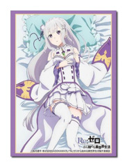 Re:ZERO -Starting Life in Another World- Emilia Part.2 Vol.1140 HG Character Sleeves (60ct)