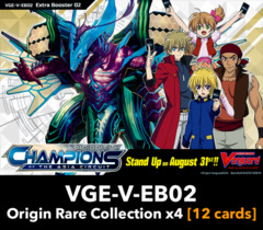 # Champions of the Asia Circuit (V-EB02) Origin Rare Collection Playset [Includes 4 of each OR's (12 total)]