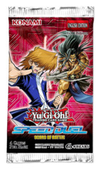 Scars of Battle (1st Edition) Yugioh Speed Duel Booster Pack [4 Cards]