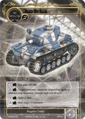 Class G's Tank - VIN002-076 - SR