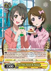 Tea Time, Kotori & Hanayo [LL/EN-W02-E002 U] English