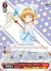 Cardcaptor Sakura: REFLECT  [CCS/WX01-057 RR (Mosaic Gloss)] English