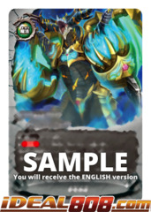 Seamless Dragon Lord [S-BT03/0016EN RR (FOIL)] English