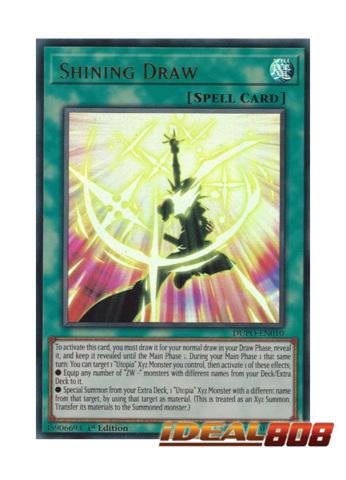 Shining Draw - DUPO-EN010 - Ultra Rare - Unlimited Edition