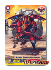 Brawler, Heavy Trailer Dragon - BT16/109EN - C