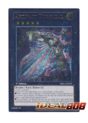 Artifact Durendal - PRIO-EN049 - Ultimate Rare - 1st Edition
