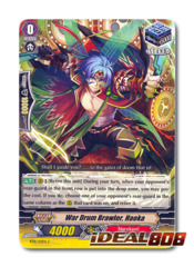 War Drum Brawler, Haoka - BT16/112EN - C