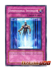 Dimensional Inversion - CP07-EN018 - Common - Unlimited Edition