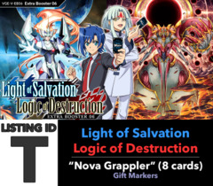 # Light-Salvation, Logic-Destruction [V-EB06 ID (T)]