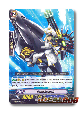 Coral Assault - TD07/006EN - TD (common ver.)