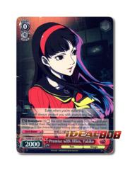 Promise with Allies, Yukiko [P4/EN-S01-053S SR (FOIL)] English