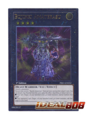 Bujinki Amaterasu - PRIO-EN052 - Ultimate Rare - 1st Edition