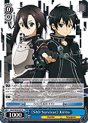 《SAO Survivor》 Kirito [SAO/SE26-E27 R] English