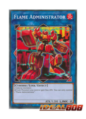 Flame Administrator - SDSB-EN044 - Common - 1st Edition