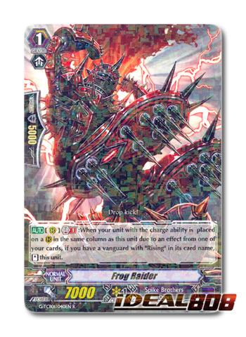 Frog Raider - G-TCB01/040EN - R