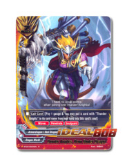 Thunder Knights, Drum Bunker Dragon - BT03/0024EN (R) Rare