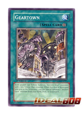 Geartown - TDGS-EN057 - Common - 1st Edition