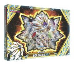 Solgaleo GX Collection Box
