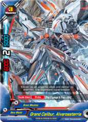 Grand Calibur, Alvarossterria [D-BT04/0041EN R] English