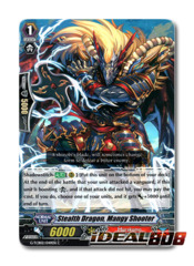 Stealth Dragon, Mangy Shooter - G-TCB02/049EN - C