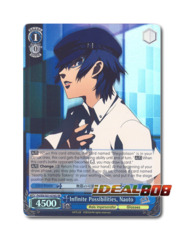 Infinite Possibilities, Naoto [P4/EN-S01-076S SR (FOIL)] English