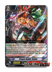 G-BT07//089EN C Pack Fresh Mint Cardfight Vanguard  x 4 Three-in the Dark