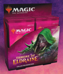 Throne of Eldraine Collector Booster Box [12 Packs]