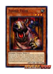 Zombie Tiger - SBLS-EN033 - Common - 1st Edition