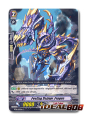 Peeling Deletor, Progue - BT16/120EN - C