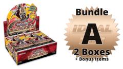 Blazing Vortex [BLVO] Bundle (A) - Get 2x Booster Boxes + Bonus Items * PRE-ORDER Ships Feb.05, 2021
