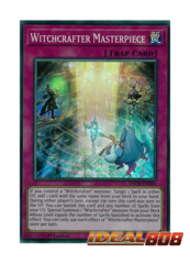 Witchcrafter Masterpiece - INCH-EN026 - Super Rare - 1st Edition