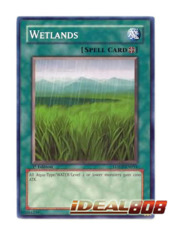 Wetlands - LODT-EN054 - Common - 1st Edition