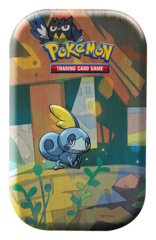 Pokemon Galar Pals Mini Tin [Sobble]