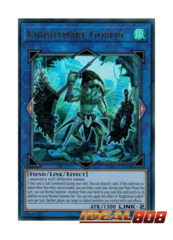 Knightmare Goblin - FLOD-EN044 - Ultra Rare - Unlimited Edition