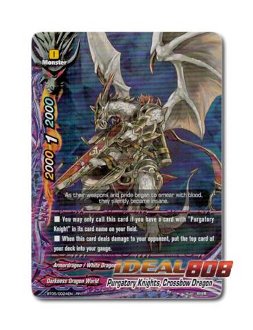Purgatory Knights, Crossbow Dragon - BT05/0024 - RR