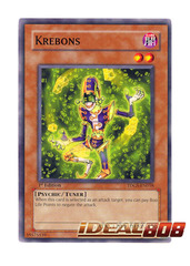 Krebons - TDGS-EN018 - Common - Unlimited Edition