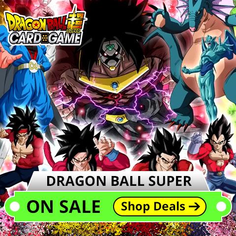 Shop Dragon Ball Super Deals