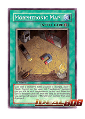 Morphtronic Map - CRMS-EN050 - Common - 1st Edition