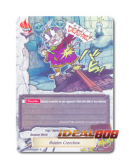 Hidden Crossbow - H-EB01/0026 - R (Foil)