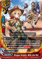 Dragon Knight, Billy the Kid [D-BT03/0051EN U (FOIL)] English