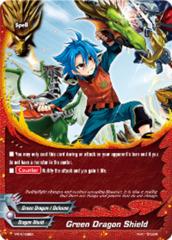 Green Dragon Shield [PR/0169EN PR] English (D-BT02 Promo)