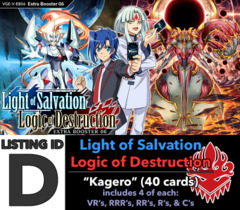 # Light-Salvation, Logic-Destruction [V-EB06 ID (D)]