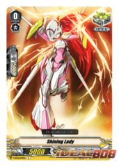 Shining Lady - V-BT01/079EN - C