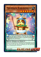 Performapal Bubblebowwow - TDIL-EN006 - Common - 1st Edition